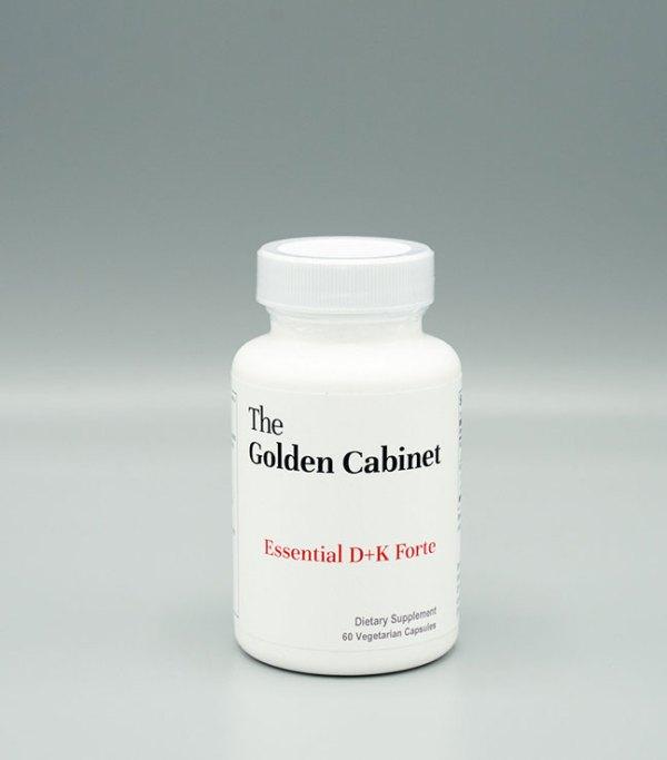 The Golden Cabinet - Essential D+K Forte