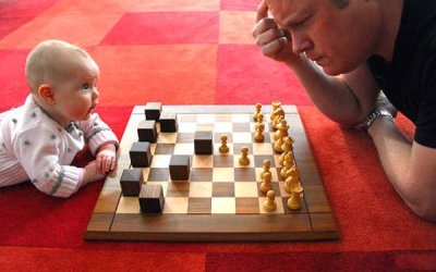 6 Things Chess players can learn from 2 year old baby