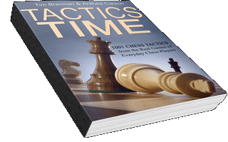 Review: Tactics Time! 1001 Chess Tactics