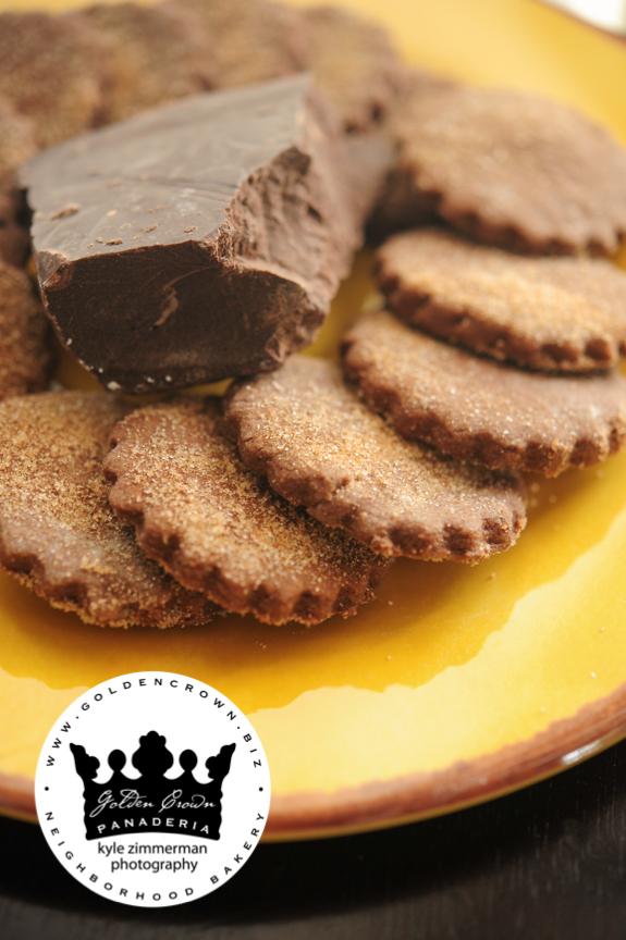 Chocolate Biscochitos