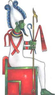 mysteries egyptian osiris