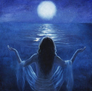 Golden Dawn Full Moon Healing