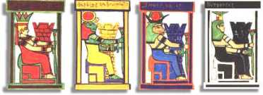 Enochian Chess Rooks