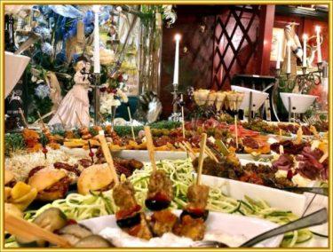 Büfett Hochzeit im VZ (3)