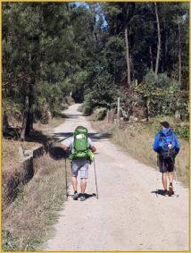 Buen Camino Santiago de Compostelle (46)