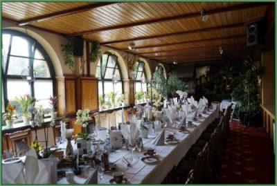 Cafe - Tafel für Hochzeit oder Hochzeitstag eingerichtet 30 PAX (10)