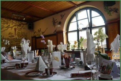 Cafe - Tafel für Hochzeit oder Hochzeitstag eingerichtet 30 PAX (24)