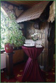 Cafe - Tafel für Hochzeit oder Hochzeitstag eingerichtet 30 PAX (31)