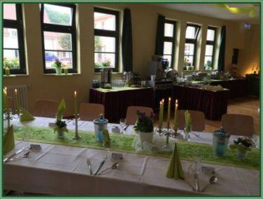 Catering Hochzeit 50 PAX in Gut Zörbig (5)