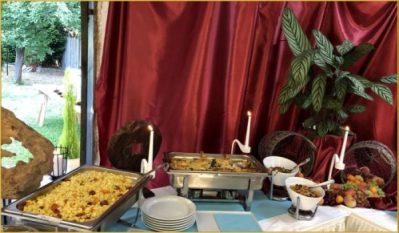 Catering in einer alten Tischlerei (22)