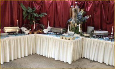 Catering in einer alten Tischlerei (6)