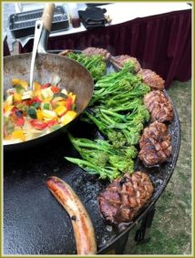Catering mit unserer BarellQ (15)