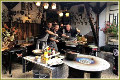Catering mit unserer BarellQ (20)