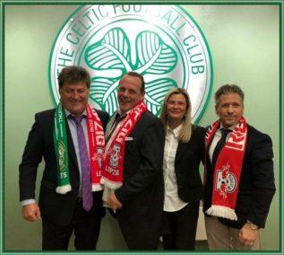 Celtic Glasgow gegen RB Leipzig (2)