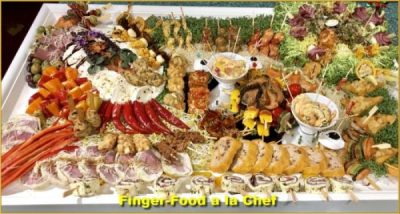 Essen - Spiegel Fingerfood