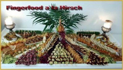 Fingerfood a la Hirsch (1)