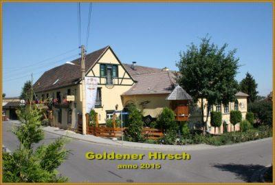 Goldener Hirsch 2015