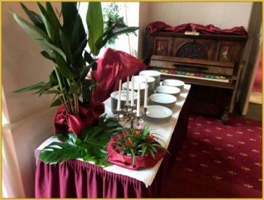 Hochzeits-Catering auf Schloß Brandis (1)