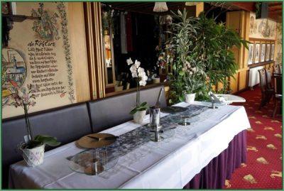 Tafel für 28 PAX im Cafe zur Silberhochzeit (11)