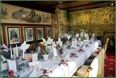 Tafel für 28 PAX im Cafe zur Silberhochzeit (9)