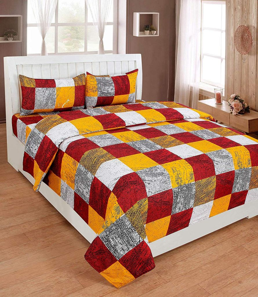 Printed Bedsheets by Golden Falcon Upholstery & Furniture   UAE