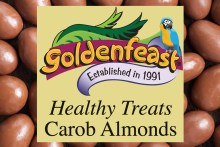 GF Treat Carob Almonds