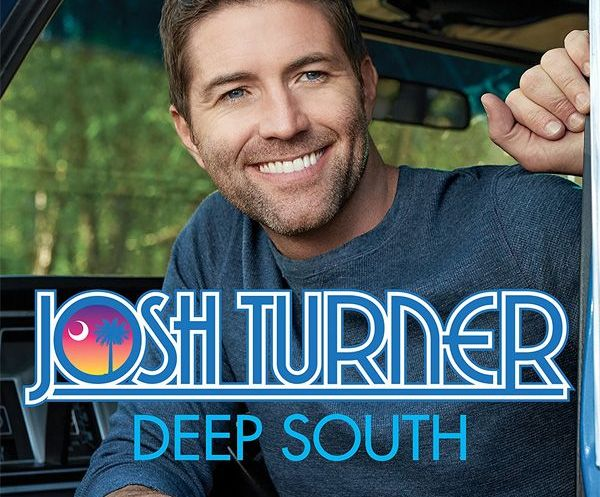 Win an autographed copy of Josh Turner Album Deep South