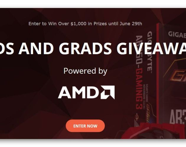 AMD Dads and Grads Giveaway