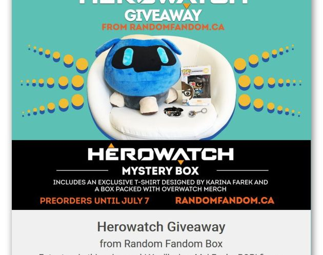 Herowatch Giveaway