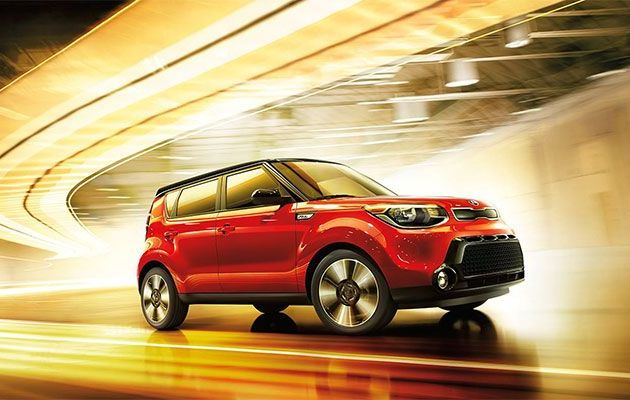 Enter to Win a New 2017 Kia Soul!