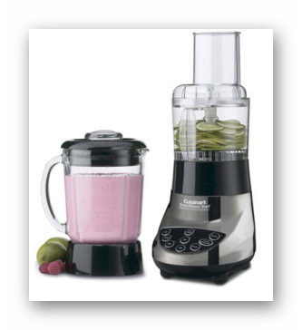 Win A Cuisinart Duet Blender and Food Processor