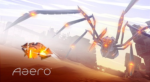 Win a copy of Aaero for Steam or Xbox One