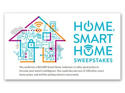 Home Smart Home Sweepstakes