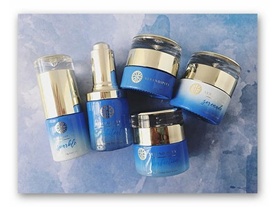 Win the Full 5pc Serendipity Skin Care Line