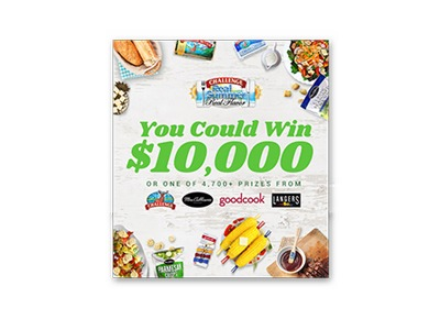 Challenge Real Summer, Real Flavor Instant Win Sweepstakes