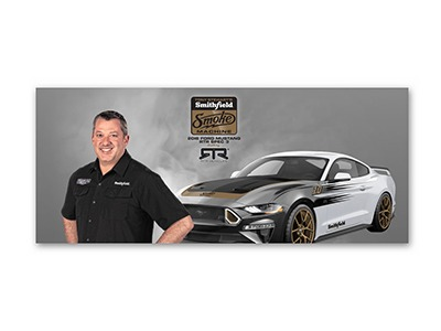 Tony Stewart's Smithfield Smoke Machine Sweepstakes