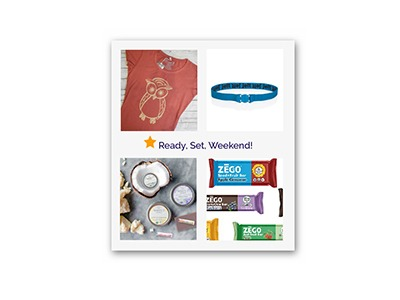 Ready, Set, Weekend! Giveaway