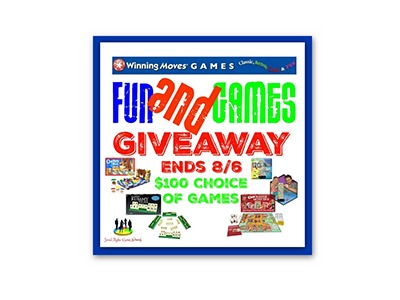 Winning Moves Fun and Games Giveaway