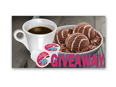 Friendly's Chocolate Ice Cream Coffee Giveaway
