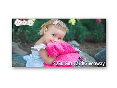 Win a $250 Bebe Bella Gift Card