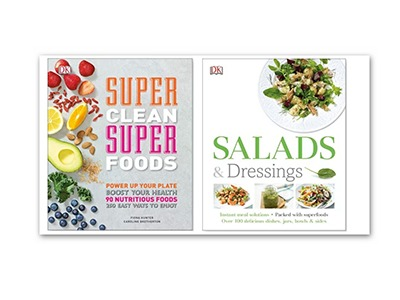 Win a Salads, Dressings and Superfoods Prize Pack