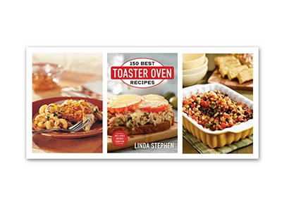 Win a Toaster Oven Recipes Cookbook