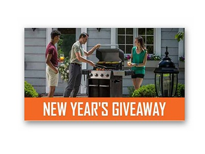 Walton's New Year's Giveaway