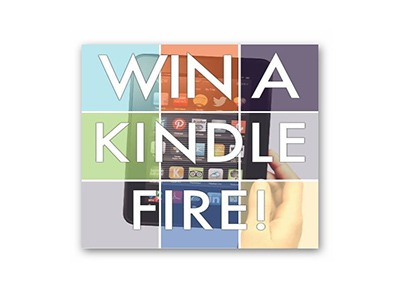 Win a Kindle Hire HD 8