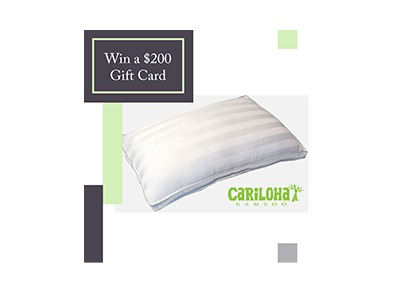 Win a Carihola Gift Card