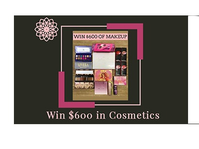 Win a Cosmetics Prize Pack