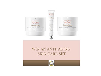Win an Anti-Aging Skin Care Set