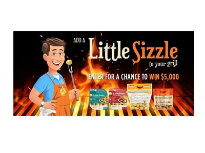 Little Potato $5,000 Cash Sweepstakes
