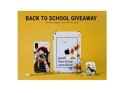 Back to School Prize Pack Giveaway