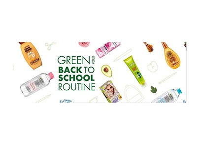 Garnier Back to School Sweepstakes
